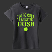 So Cute Must Be Irish