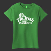 I'm Irish Every March 17th