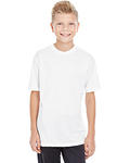 Youth 100% Poly Performance Short-Sleeve T-Shirt